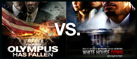 White House vs. White House: Opportunities and Threats in Releasing White House Down