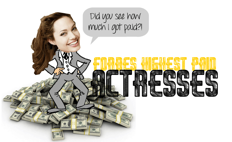 How to Make it as an Actress: Forbes Top 10