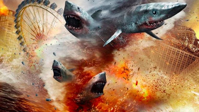 Sharknado Takes Media By Storm