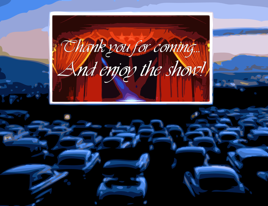 Drive_In_Theater_At_Dusk_by_AngryDogDesigns