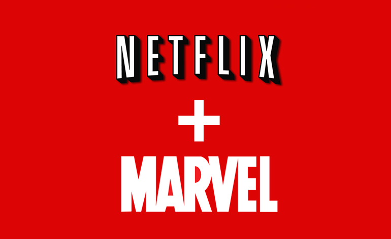 Netflix Picks Another Winner: Marvel